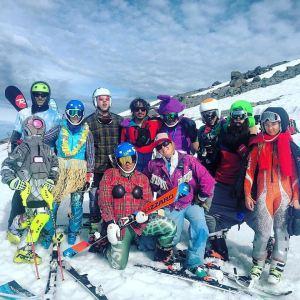 Ski Camp Summer